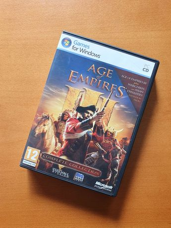 Age of Empires 3 - Complete Collection