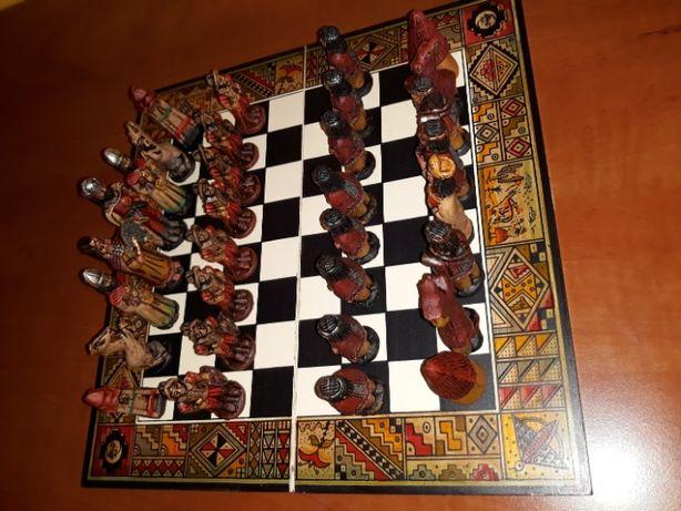Unikalne szachy chilijskie