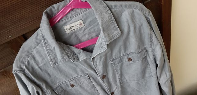 Zara koszula chłopięca 140