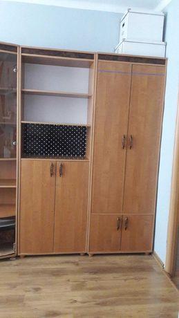 Meble, komplet mebli, półka, szafa