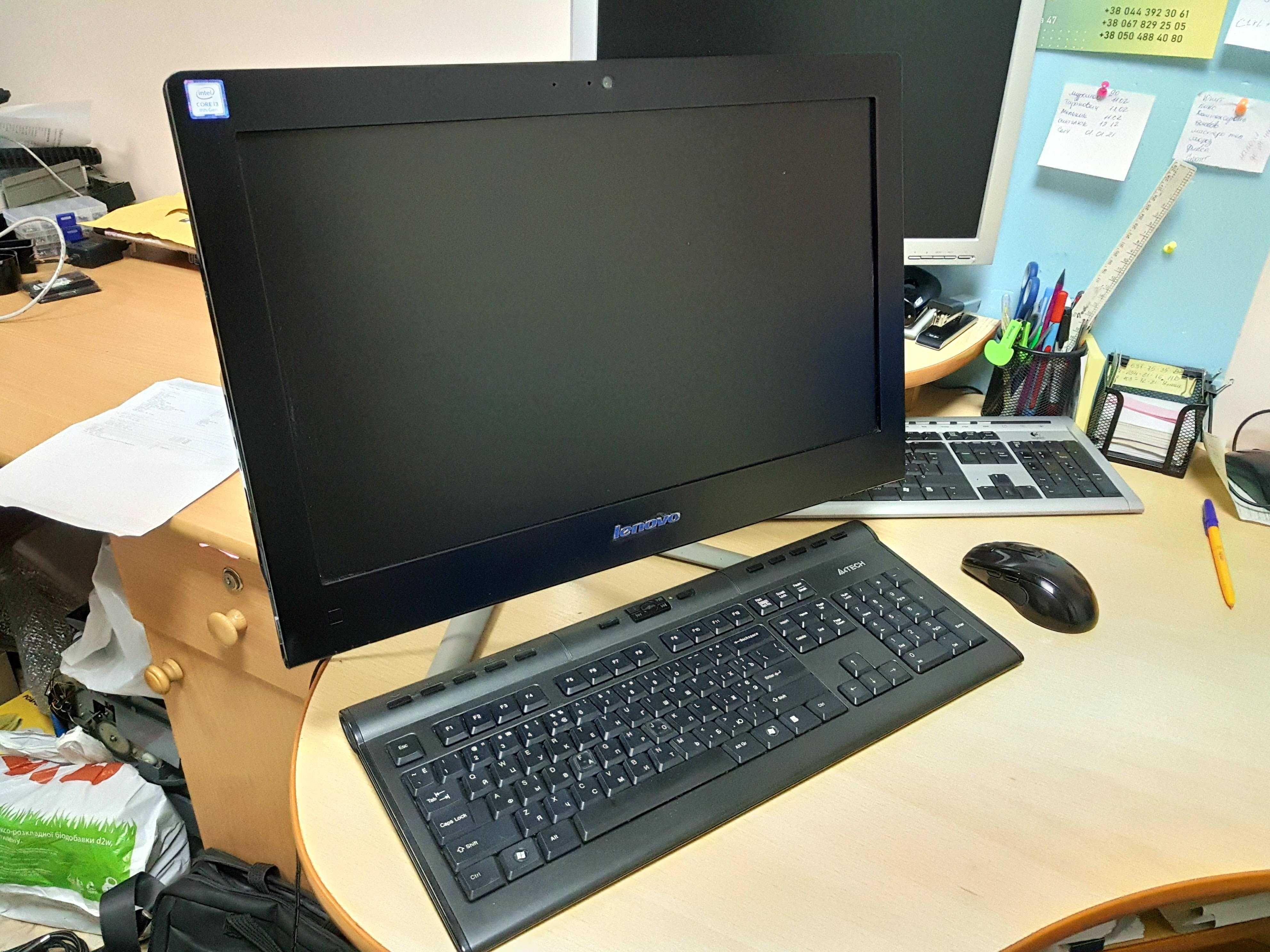 Компьютер моноблок Lenovo C340 Core i3 3,3GHz. (ГАРАНТИЯ)