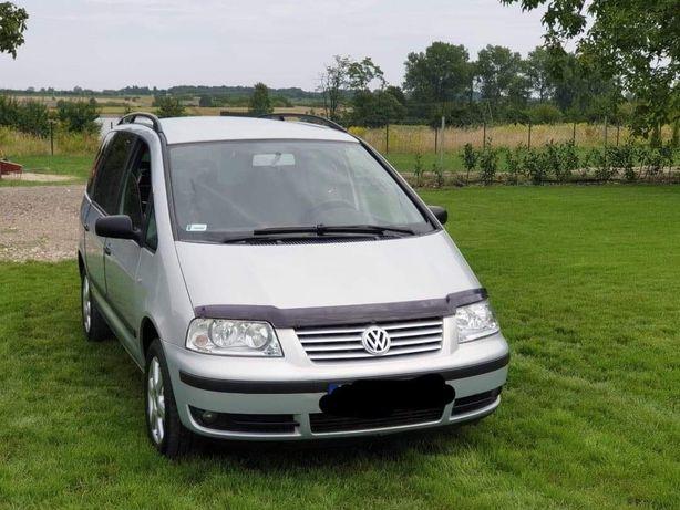 Owiewka maski VW Sharan