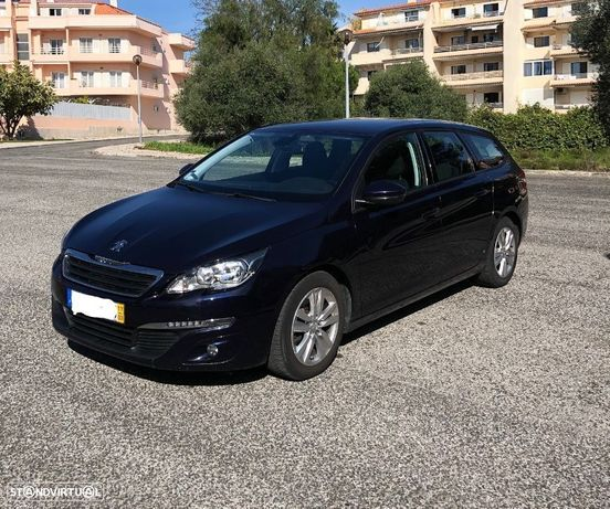 Peugeot 308 SW 1.6 BlueHDi Active