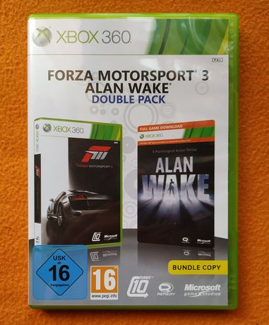 Forza Motorsport 3 + Alan Wake
