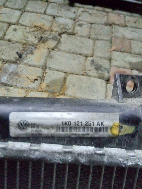 Chłodnica Wody Vw Audi Seat Skoda 251AK