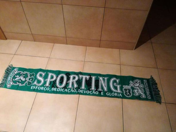 Cachecol do Sporting - 0ficial 1996