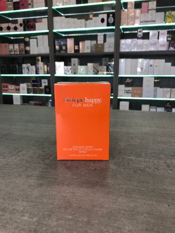 Perfumy Clinique happy For Men edt 100ml