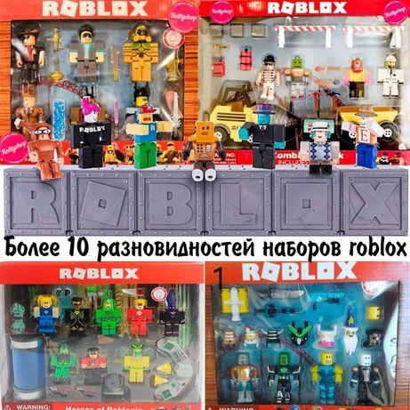 Набор фигурок Roblox фигурки из игры Роблокс чемпион Легенда зомби