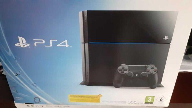 PS4 Playstation4 komplet