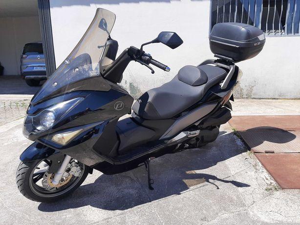 scooter 125 com 1 ano de garantia
