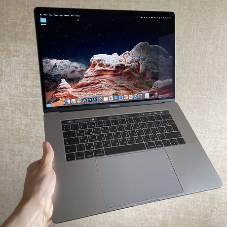 MacBook Pro 15 2017 i7/16/256Gb Официальный