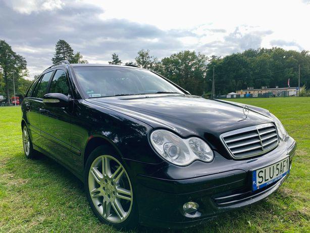 Mercedes Benz C klasa 220CDI W203 LIFT ISOFIX 1 właściciel