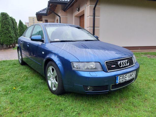 Audi a4 b6 1.8T BEX Oryginał LPG
