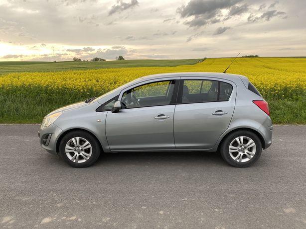 Opel Corsa D 2011r