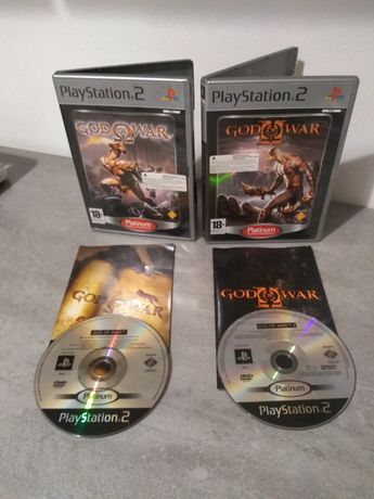 God Of War 1 i 2 !! PlayStation 2