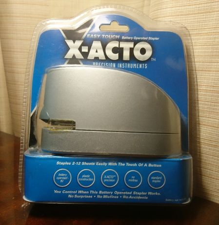 Электрический степлер X-ACTO