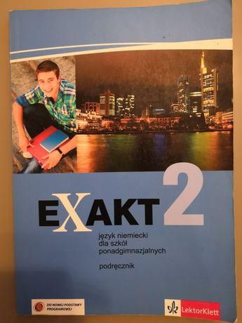 Jezyk niemiecki Exakt 2