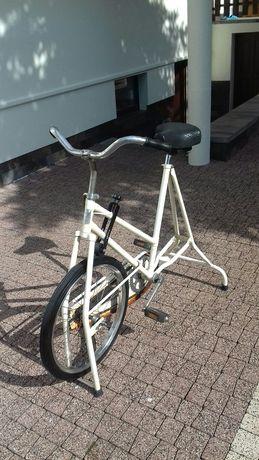 Stary rowerek stacjonarny Romet