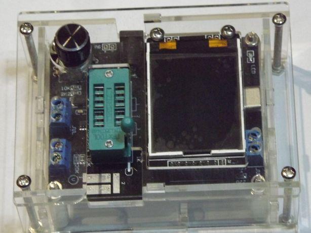 Тестер в корпусе GM328A измеритель ESR-метр RLC генератор частотомер