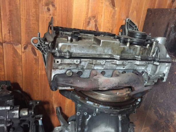 Головка двигателя на спринтер 313