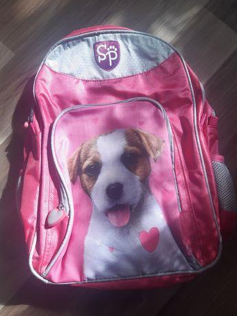 Plecak dla przedszkolaka i kl.1-3