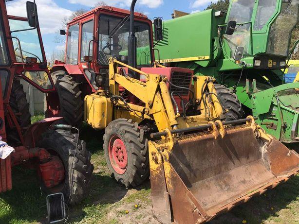 Екскаватор МТЗ 82, трактор MTZ 82, экскаватор МТЗ