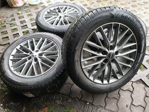 """Felgi 17"""" 5x108 Ford Kuga S-Max Galaxy Volvo XC70 z czujnikami TPMS"""