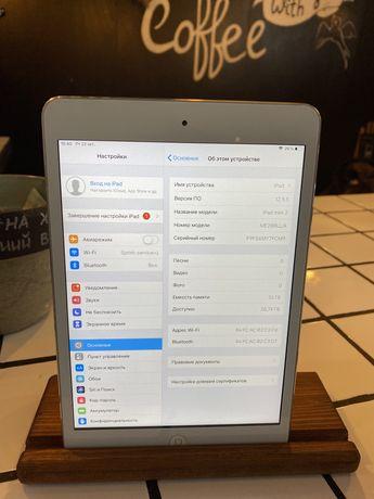 IPad mini 2 silver 32gb wifi