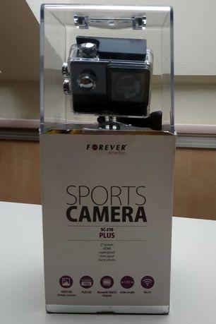 Kamerka Sportowa FULL HD Forever SC-210 - NIEUŻYWANA (Za pół ceny)