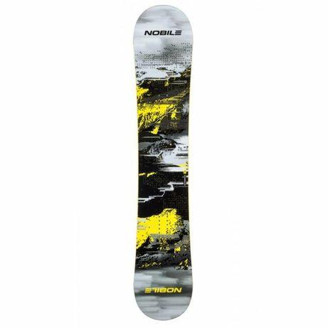 Deska snowboardowa Nobbile N 1 2017 NOWA