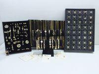**Nowe wyroby biżuterii złotej i srebrnej-Lombard Stówka**