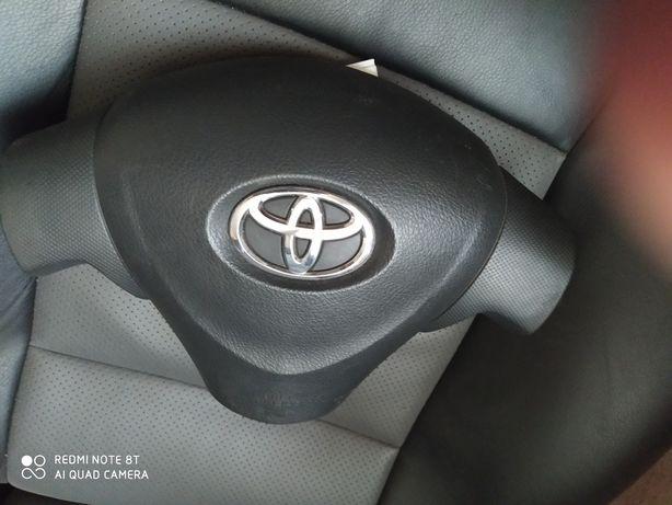 Toyota auris I 07-10 air bag kierowcy poduszka