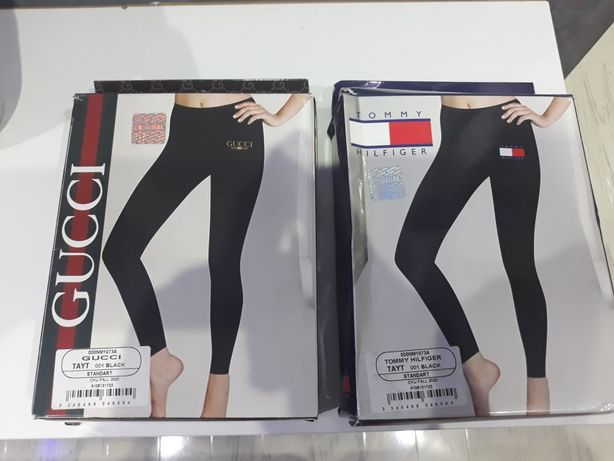 Leginsy damskie rozmiar uniwersal S M L