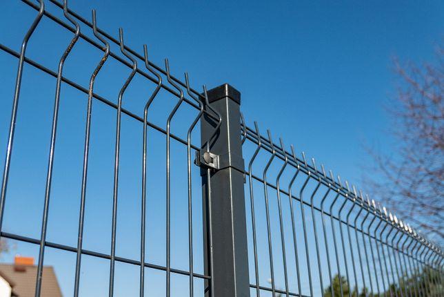 Ogrodzenie panelowe Ogrodzenia Panele ogrodzeniowe siatkowe siatka