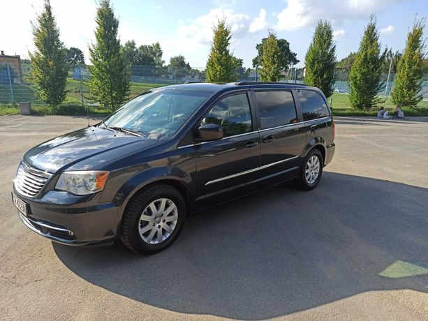 Chrysler Town & Country Benzyna +LPG