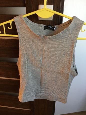 Komplet bluzka i spódniczka maxi