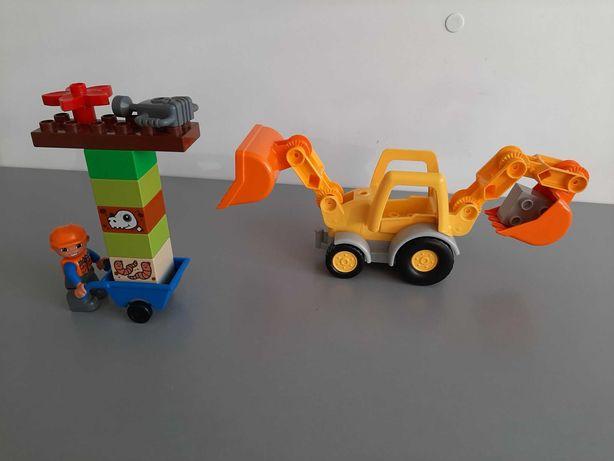 Lego Duplo 10811 Koparko - ładowarka