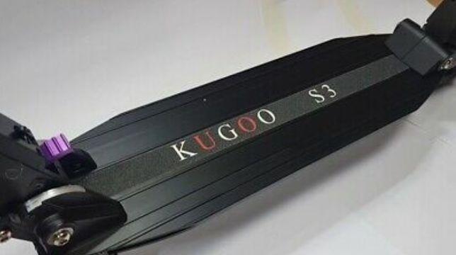 Кращий ТОП Електросамокат Электросамокат KUGOO S3 Jilong Новий Гарант.