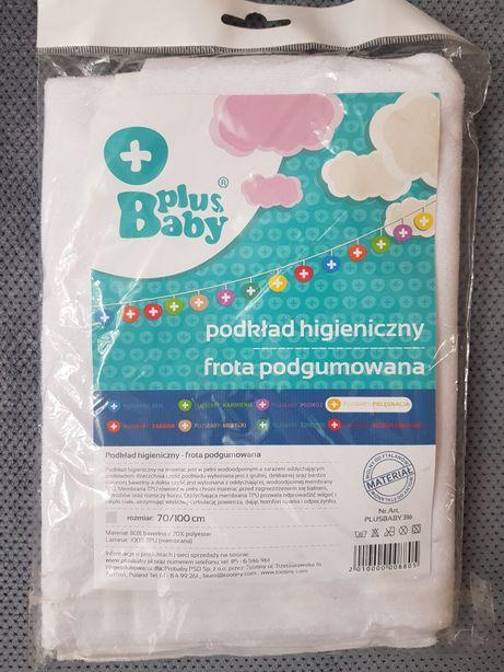 Nowy podkład higieniczny na materac np. do wozka 70x100cm