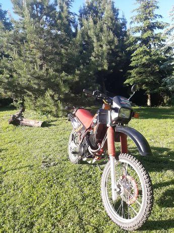 Yamaha xt350 enduro