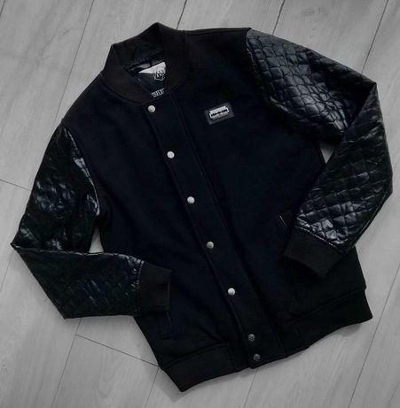 Куртка-бомбер мужская