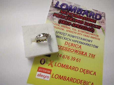 Złoty pierścionek PR.585 Waga 4,70g r.10 ! Lombard Dębica