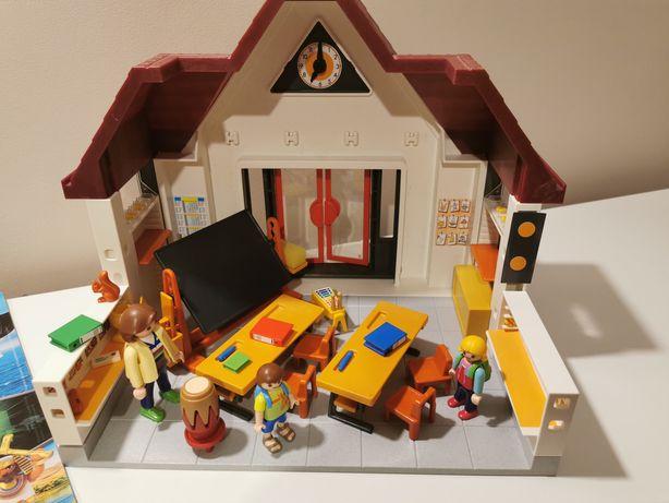 Playmobil szkoła