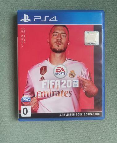 Playstation4 FIFA 20 Діск