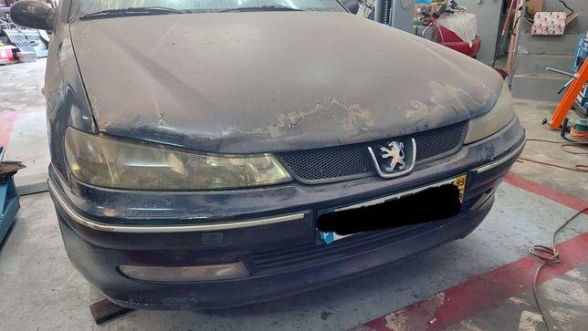 Peugeot 406 para peças URGENTE