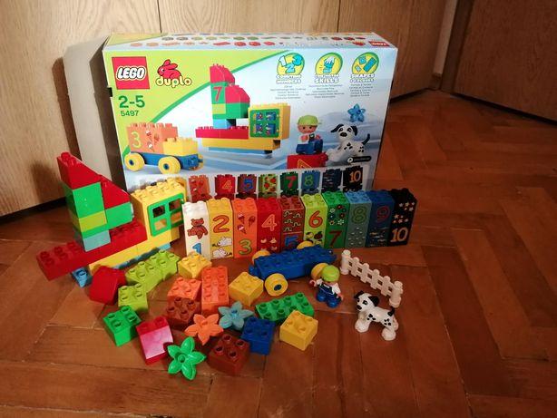 Lego Duplo 5497 zabawa liczbami