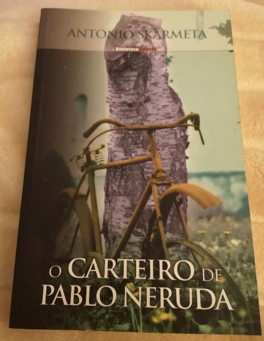 O carteiro de Pablo Neruda - Biblioteca Sábado Arcozelo - imagem 1