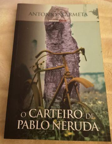 O carteiro de Pablo Neruda - Biblioteca Sábado