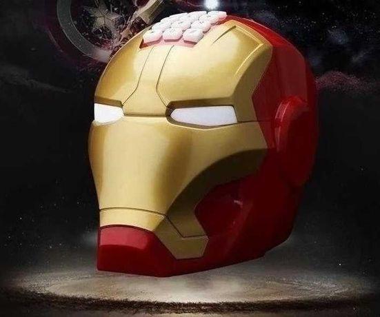 Копилка- сейф. Шлем железного человека