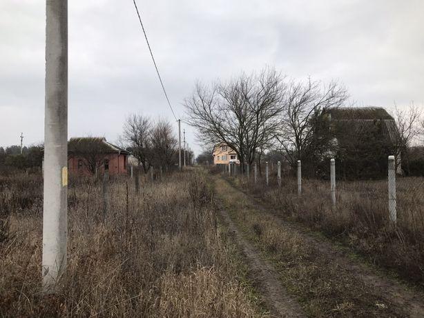 Участок под застройку , возле г. Борисполь